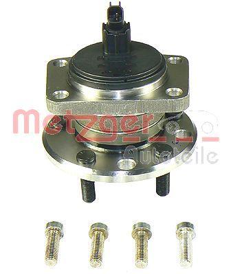 METZGER  WM 2033 Wheel Bearing Kit