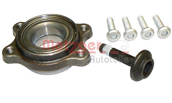 METZGER  WM 2046 Wheel Bearing Kit Ø: 92mm