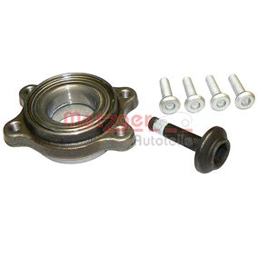 Wheel Bearing Kit Ø: 92mm with OEM Number 3D0498607