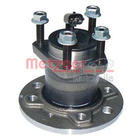 Wheel Bearing Kit with OEM Number 1 604 315