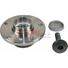 Radlagersatz Ø: 137mm, Innendurchmesser: 32mm mit OEM-Nummer 3G0-598-611-A