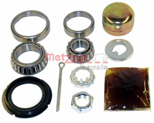 METZGER Wheel Bearing Kit WM 796