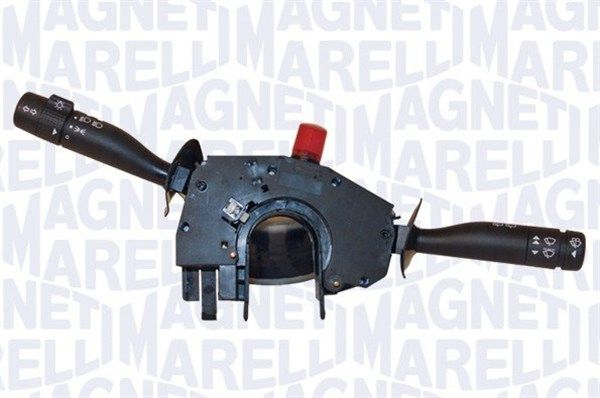 MAGNETI MARELLI  000050186010 Steering Column Switch Number of Poles: 22-pin connector, with indicator function, with light dimmer function, with rear wipe-wash function, with wipe interval function, with wipe-wash function