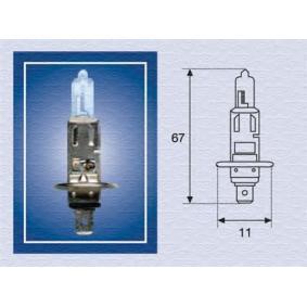 MAGNETI MARELLI  002552100000 Glühlampe, Fernscheinwerfer