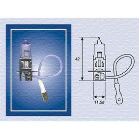 Bulb, fog light H3, PK22s, 70W, 24V 002554100000