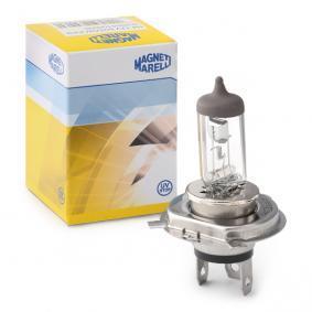 Крушка с нагреваема жичка, фар за дълги светлини H4, 60/55ват, 12волт 002555100000