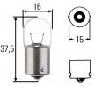 OEM Bulb, licence plate light MAGNETI MARELLI 004627100000
