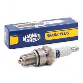 Запалителна свещ разст. м-ду електродите: 0,6мм, мярка на резбата: M14 с ОЕМ-номер 596213