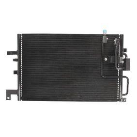Kondensator, Klimaanlage mit OEM-Nummer 4 758 637