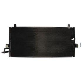 Kondensator, Klimaanlage Netzmaße: 735 X 331 X 16 mm mit OEM-Nummer 92110-2F005