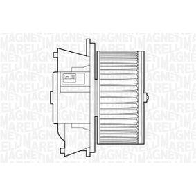 Interior Blower 069412504010 PUNTO (188) 1.2 16V 80 MY 2004