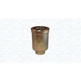 Fuel filter Height: 145mm with OEM Number 23390YZZAB