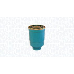 Fuel filter Height: 145mm with OEM Number 16405 05E01
