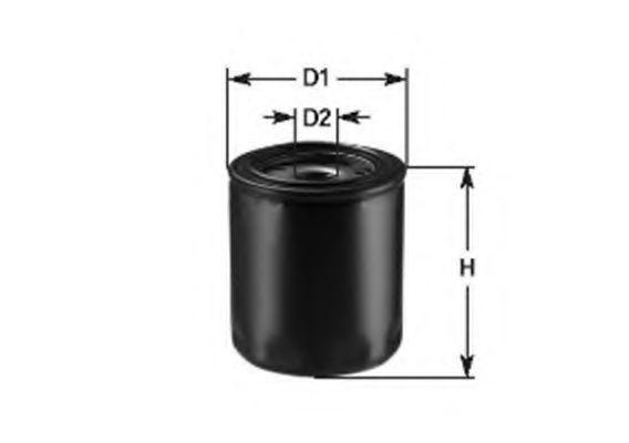 MAGNETI MARELLI  152071758720 Ölfilter Höhe 1: 100mm
