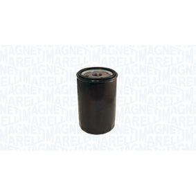 MAGNETI MARELLI  152071758731 Oil Filter Ø: 79mm, Height: 120mm