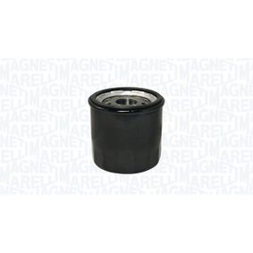 Ölfilter Ø: 69mm, Höhe: 65mm mit OEM-Nummer 8-97140-666-0