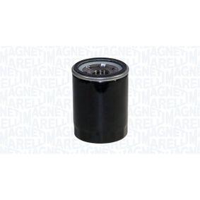 Ölfilter Ø: 69,5mm, Höhe: 85mm mit OEM-Nummer 15400-PC6-004