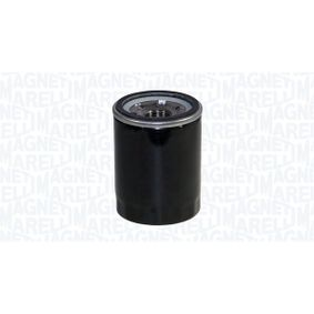 Oil Filter Ø: 69,5mm, Height: 85mm with OEM Number 6 50 134