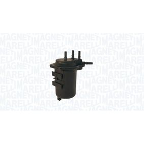 Fuel filter Height: 186mm with OEM Number 15410-84A00-000