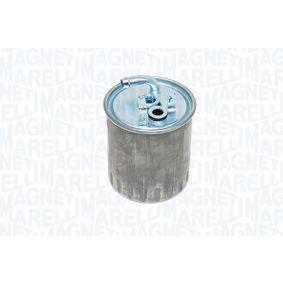 MAGNETI MARELLI  152071760674 Kraftstofffilter Höhe: 127mm