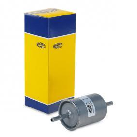 Fuel filter Height: 163mm with OEM Number 46 441 236