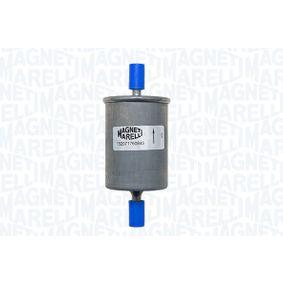 Kraftstofffilter Höhe: 138mm mit OEM-Nummer 1567.79