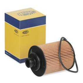Ölfilter 152071760874 YPSILON (843) 1.3 D Multijet Bj 2011