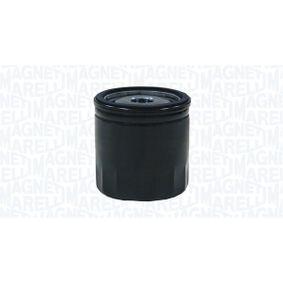 Ölfilter Ø: 76,5mm, Höhe: 76,5mm mit OEM-Nummer 1E05-14-302E