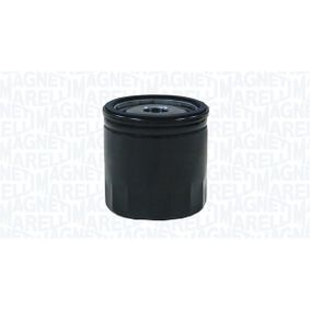Oil Filter Height: 76,5mm with OEM Number 71736169