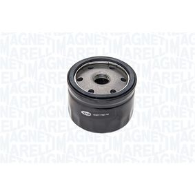 Oil Filter Ø: 75mm, Height: 58mm with OEM Number 7683815