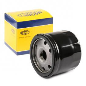 Oil Filter Ø: 75mm, Height: 65mm with OEM Number 46 796 687