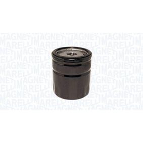 Ölfilter Ø: 77mm, Höhe: 86mm mit OEM-Nummer 7700734937