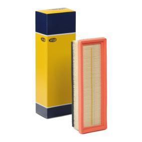 Luftfilter Länge: 278mm, Breite: 97mm, Höhe: 61mm, Länge: 278mm mit OEM-Nummer 9S51-9601-A1A