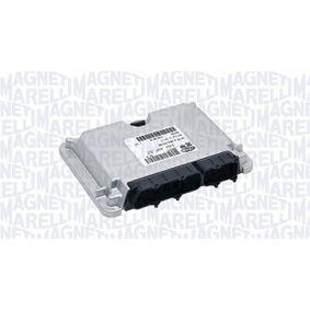 Control Unit, engine management 216100142854 PANDA (169) 1.2 MY 2004