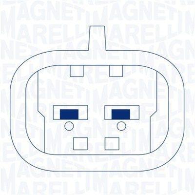 Motor eléctrico, elevalunas MAGNETI MARELLI 350103625000 evaluación
