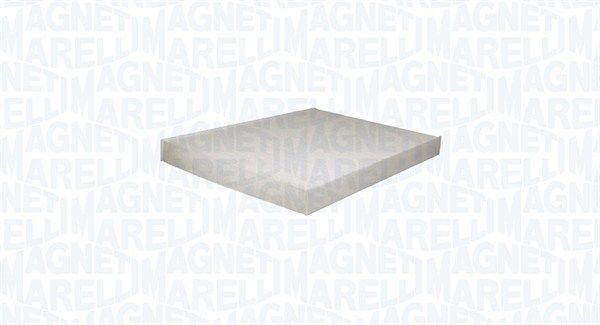 MAGNETI MARELLI  350203061220 Filter, interior air Length: 280mm, Width: 205mm, Height: 25mm