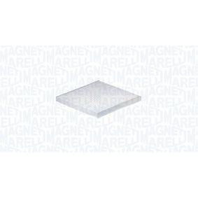 Filter, Innenraumluft Länge: 218mm, Breite: 215mm, Höhe: 18,5mm mit OEM-Nummer 8856802020