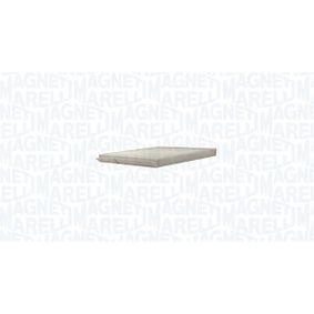 Filtro, aire habitáculo Long.: 232mm, Ancho: 207mm, Altura: 20mm con OEM número EC 96539649
