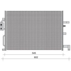 Kondensator, Klimaanlage mit OEM-Nummer 4758637