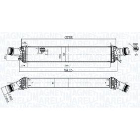 Kühler, Motorkühlung mit OEM-Nummer 13 00 279