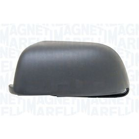 Cover, outside mirror with OEM Number 6Q0857537 01C