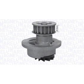 Wasserpumpe mit OEM-Nummer 96351969