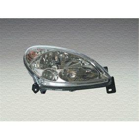 Hauptscheinwerfer für Fahrzeuge mit Leuchtweiteregelung (elektrisch), für Rechtsverkehr mit OEM-Nummer 6205 X6