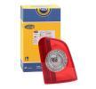 Rear lights MAGNETI MARELLI RI0027440004 Right, with lamp base, Inner Section