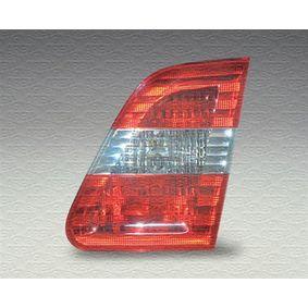 2007 Mercedes W245 B 180 CDI 2.0 (245.207) Combination Rearlight 714027530803