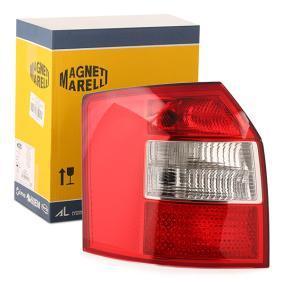 MAGNETI MARELLI Heckleuchte 714028370701 für AUDI A4 Avant (8E5, B6) 3.0 quattro ab Baujahr 09.2001, 220 PS