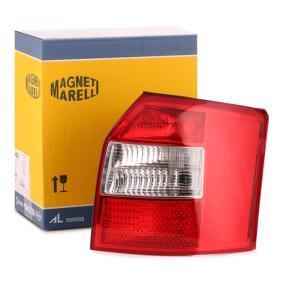 MAGNETI MARELLI Heckleuchte 714028370803 für AUDI A4 Avant (8E5, B6) 3.0 quattro ab Baujahr 09.2001, 220 PS