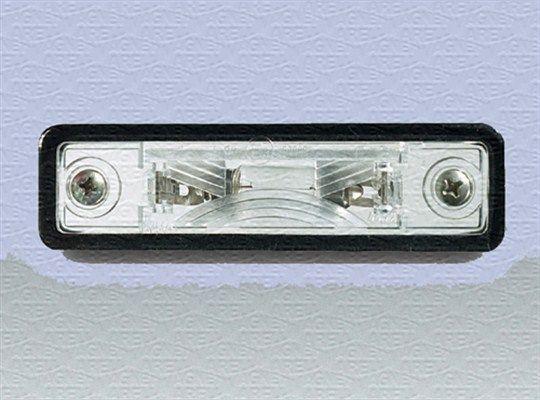 Kennzeichenbeleuchtung 715105100000 MAGNETI MARELLI für Opel
