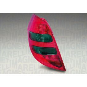 Combination Rearlight for right-hand traffic with OEM Number 169 820 0964