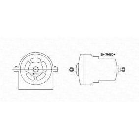 Lichtmaschine mit OEM-Nummer 043903023D